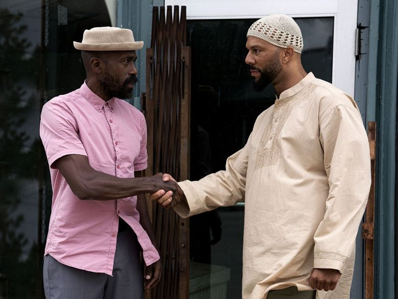 "No Merchandising. Editorial Use Only. No Book Cover UsageMandatory Credit: Photo by Kobal/REX/Shutterstock (9335549l) Ntare Guma Mbaho Mwine, Common ""The Chi"" (Season 1) TV Series - 2018"