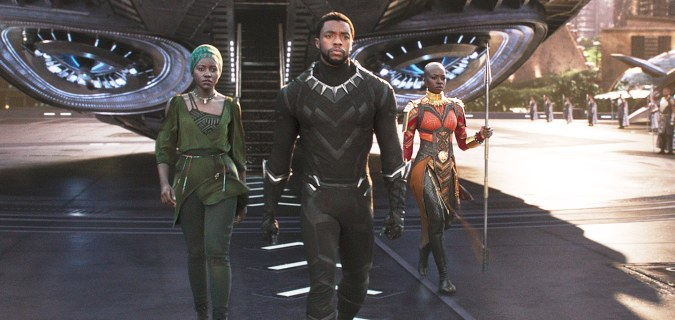 'Black Panther' and 'The Favourite' Win Big at Costume Designers Guild Awards