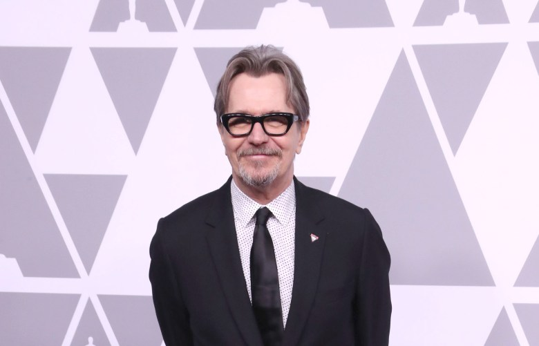 Gary OldmanThe Academy Awards Nominees Luncheon, Los Angeles, USA - 05 Feb 2018