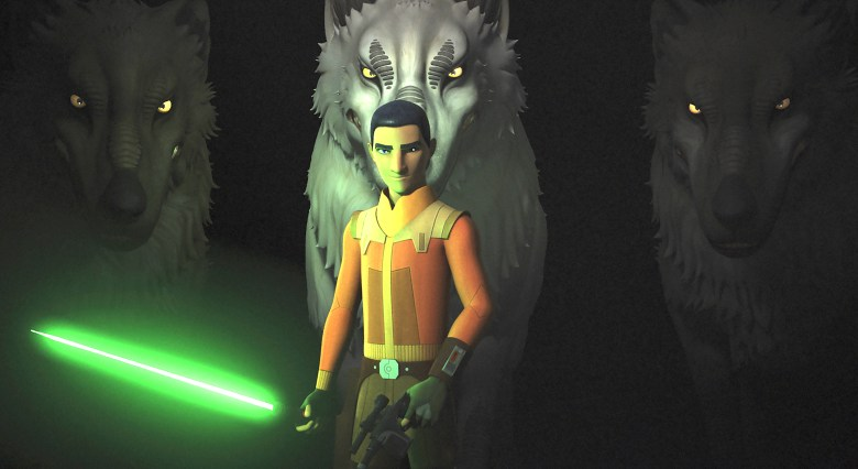 Star Wars Rebels Finale Cast And Crew On Kanan And Loth