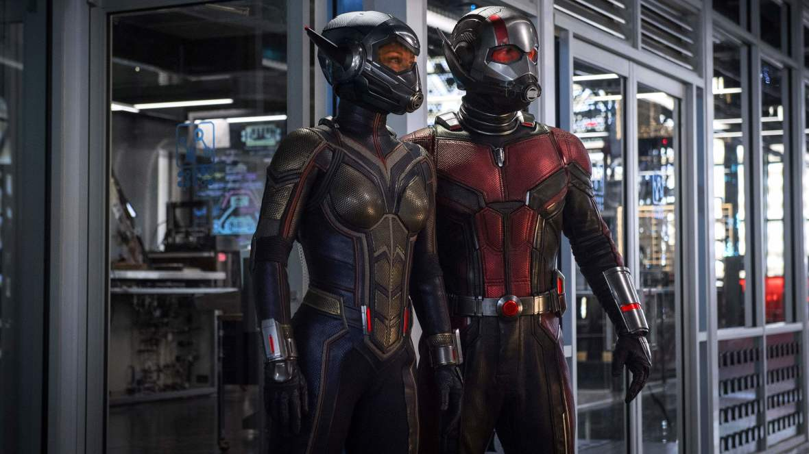 Ant-Man and the Wasp' Review: A Funny and Forgettable Marvel Sequel |  IndieWire