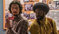 'BlacKkKlansman' Giveaway: Enter to Win a Prize Pack Including a Signed Movie Poster and More