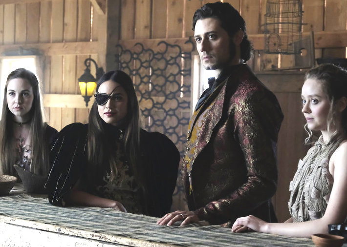 """The Magicians"""