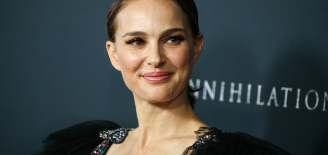 Natalie Portman Refuses to Visit Israel to Accept Award Because of 'Extremely Distressing' Events in the Country
