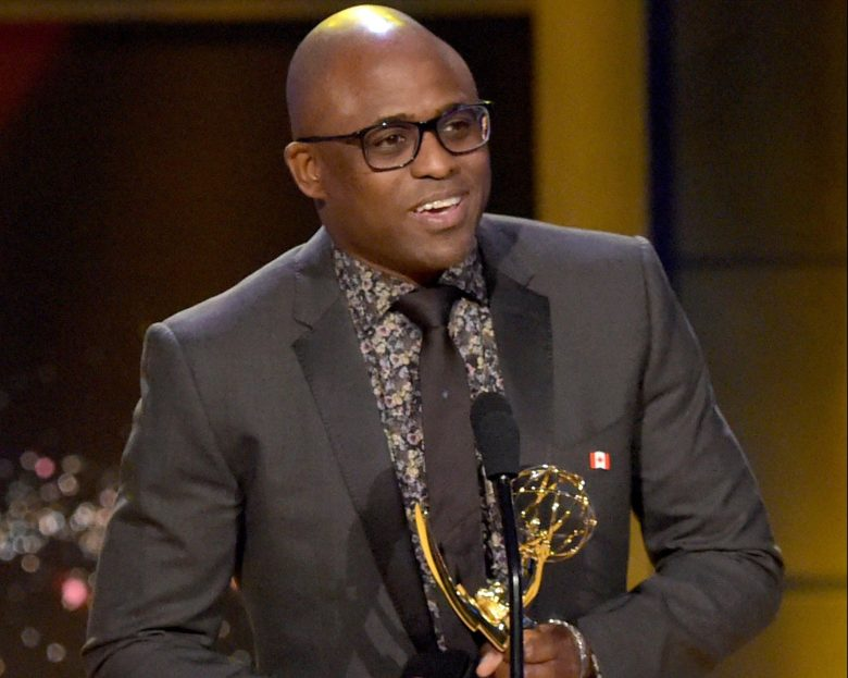 "Wayne Brady accepts the award for outstanding game show host for ""Let's Make A Deal"" at the 45th annual Daytime Emmy Awards at the Pasadena Civic Center, in Pasadena, Calif45th Annual Daytime Emmy Awards - Show, Pasadena, USA - 29 Apr 2018"