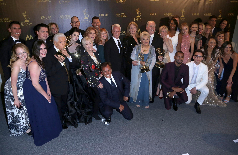 Image result for Days Of Our Lives tops Daytime Emmy Awards
