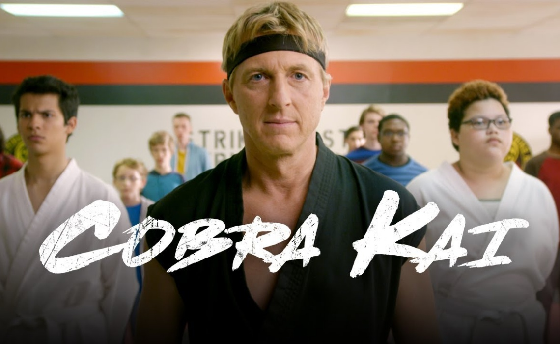 Image result for cobra kai