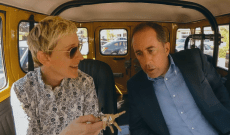 'Comedians in Cars Getting Coffee' Trailer: Ellen DeGeneres, Alec Baldwin, and More Join Jerry Seinfeld's Netflix Show
