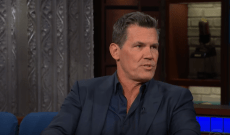 Josh Brolin Reads Trump's Tweets as Thanos in Bizarre 'Late Show' Interview — Watch