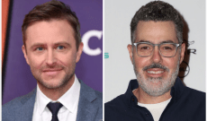 Adam Carolla Defends Chris Hardwick Against Sexual Abuse Allegations: 'He's a Gentle Soul of a Guy'