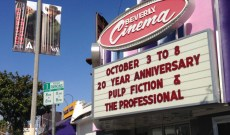Quentin Tarantino's New Beverly Cinema Eyes December 2018 Re-Opening