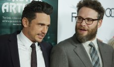Seth Rogen: James Franco Is 'Back at Work' After Sexual Misconduct Claims, Which Is a 'Sign Things Seem to be OK For Him'