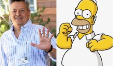 'The Simpsons': Netflix Boss Ted Sarandos Among Next Season's Guest Stars