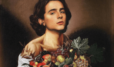 Timothée Chalamet Is Being Photoshopped Into History's Most Famous Paintings, and the Results Are Going Viral