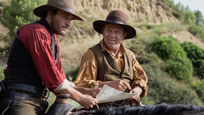 'The Sisters Brothers' Review: Joaquin Phoenix and John C. Reilly