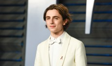 'Little Women': Timothée Chalamet Shares Behind-the-Scenes Photo of Greta Gerwig and Saoirse Ronan