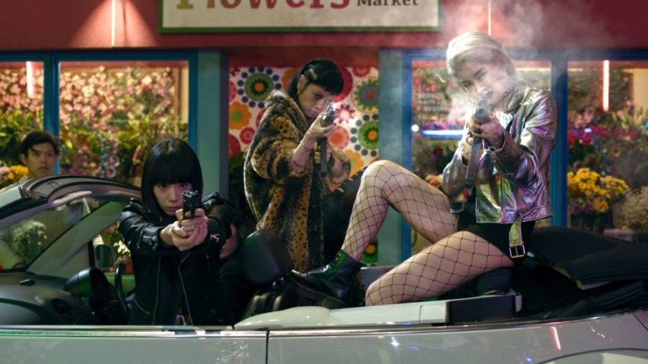 Tokyo Vampire Hotel Review: An Action Movie Set in a Vampire's Vagina |  IndieWire