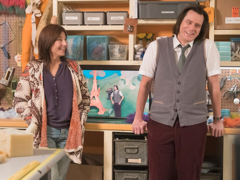 Kidding Catherine Keener Jim Carrey Showtime