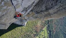 At 3,000 Feet, Shooting 'Free Solo' Was More Like 'Mission Impossible' Than a Documentary