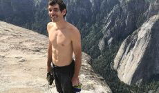 'Free Solo' Subject Alex Honnold on Climbing El Capitan Without a Rope and Accepting That He Could Have Died on Camera