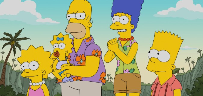'The Simpsons: Treehouse of Horror': A 'Jurassic World' Parody Includes a Very Familiar Dinosaur
