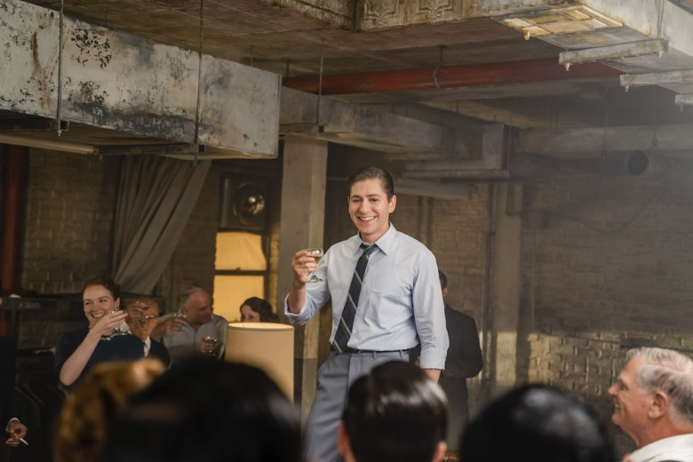 The Marvelous Mrs. Maisel Season 2 Michael Zegen