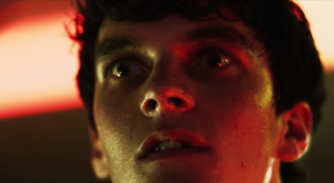 Fionn in Black Mirror's Bandersnatch