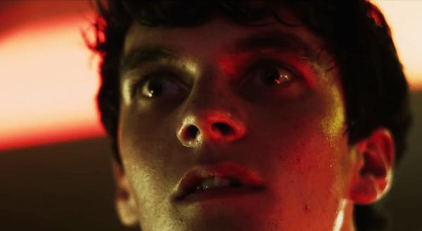 Fionn in Black Mirror's Bandersnatch