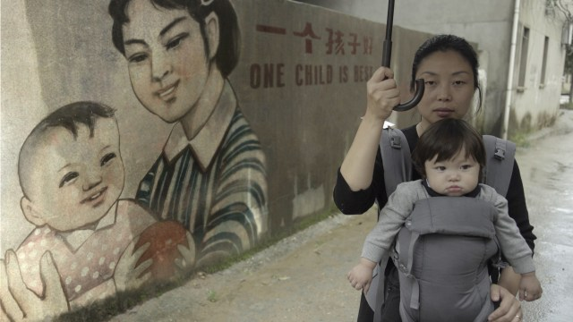 """One Child Nation"" director Nanfu Wang"