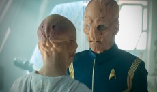 'Star Trek Discovery': Doug Jones Says All That Makeup Is the Easy Part