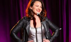 Fran Drescher on Performing Stand-Up Comedy For the First Time