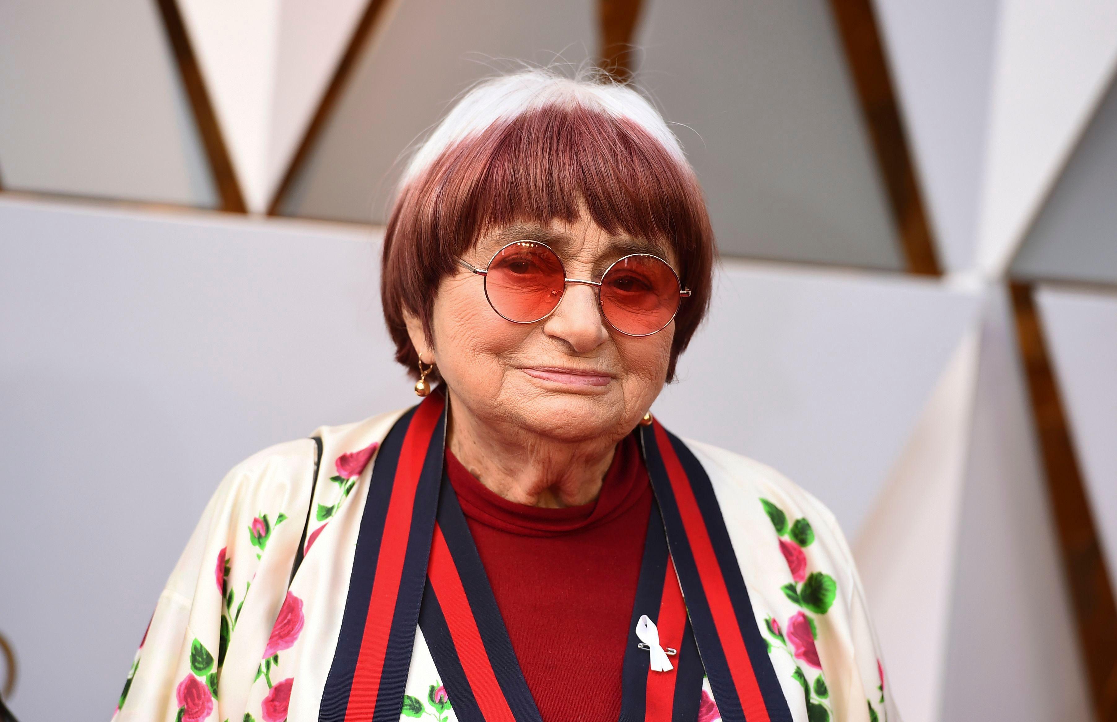 Image result for Agnes Varda, the grande dame of French cinema, dies aged 90