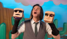 Jim Carrey on 'Kidding,' Cartoons, and Building a 'Life Raft' for People in Pain