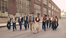 'West Side Story' First Look: Steven Spielberg Reveals His Sharks and Jets