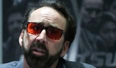 Nicolas Cage to Play Nicolas Cage in Upcoming Meta Movie