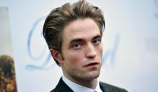 Robert Pattinson Jokes He'll Turn to 'Arthouse Porn' If 'Batman' Goes Badly