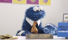 'Succession' Meets 'Sesame Street': Watch Brian Cox Pitch a 'Strategic Relationship' With Cookie Monster