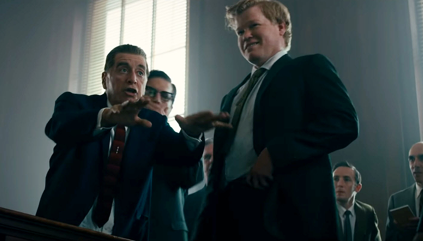 Stepson of 'The Irishman' Character Speaks Out Against Netflix Movie |  IndieWire