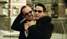 Hugo Weaving Says It's Unfortunate He's Sitting Out 'Matrix 4' Due to Scheduling Conflict