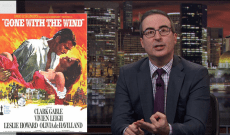 John Oliver: Of Course Trump Prefers Racist 'Gone With the Wind' Over 'Parasite'