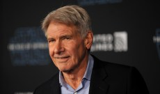 Harrison Ford Shuts Down 'Star Wars' Question About Force Ghost Han: 'I Don't Care'