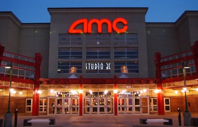 Risultato immagini per AMC Theatres