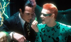 An Extended 'Batman Forever' Cut Exists with More Jim Carrey and a Human-Sized Bat