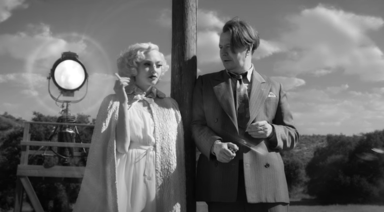 Mank: David Fincher Showcases Gary Oldman and Amanda Seyfried | IndieWire