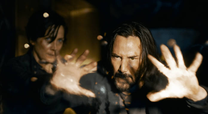 The Matrix: Resurrections' Trailer: Keanu Reeves and Lana Wachowski Are  Back   IndieWire