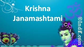Festival of Krishna Janamashtami
