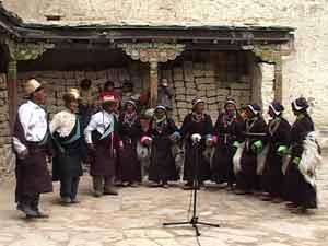 Tibetan Music Collection Database
