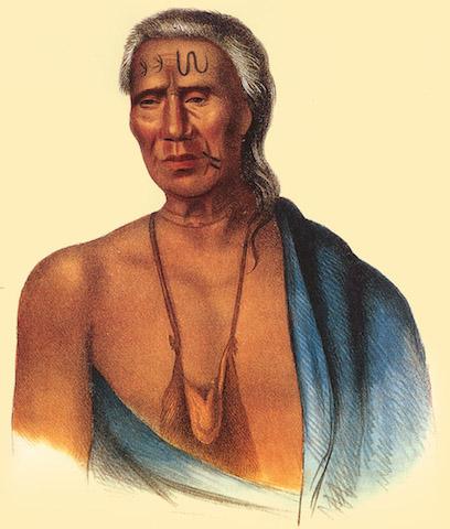 Chief Lapowinsa