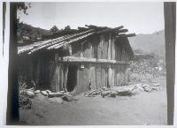 Yurok House, circa 1907-1930