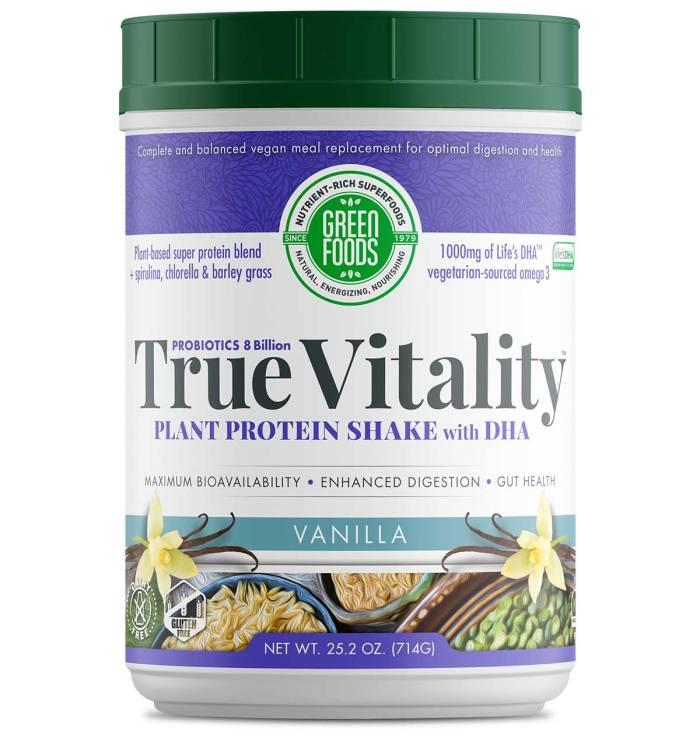 True Vitality Plant Protein Shake